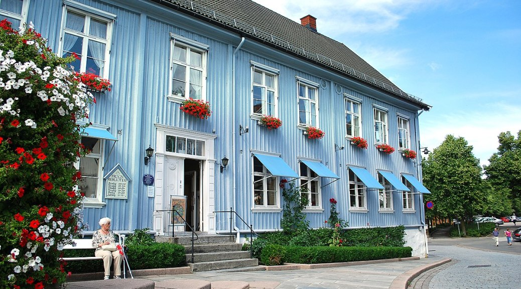 Biblioteket i Drøbak